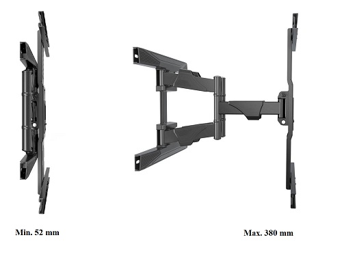 Výsuvný držák na TV Holders P-6