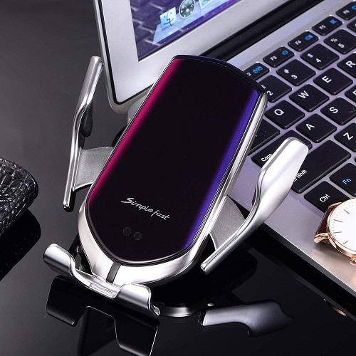 Chytrý držák na telefon do auta Elegance HS-R1