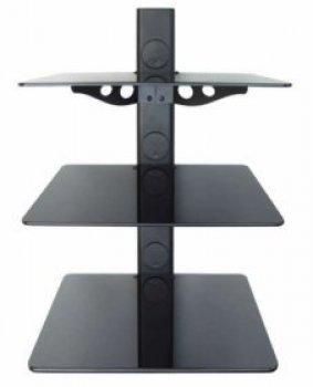 Nástenný policový systém OMB GLASS3