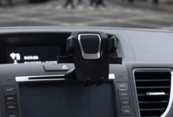 Držiak na mobil do auta do CD prehrávača HS-1208