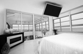Luxusný stropný držiak na televíziu Sigden SM03