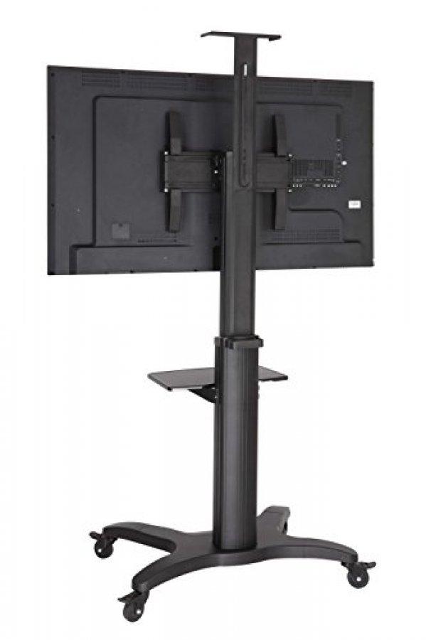 d1298832e ... Prezentačný (reklamný) TV stojan Northbayou AVF-1500-50 - čierny ...