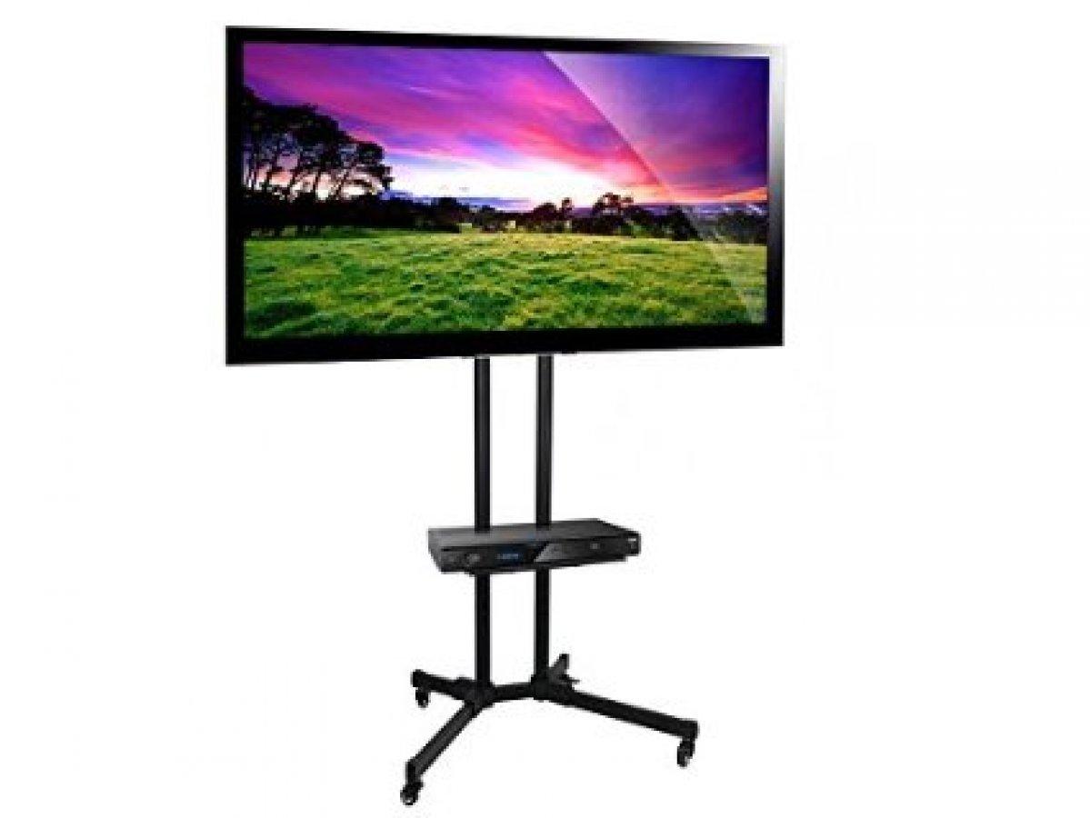 Pojazdný televízny stojan na LCD LED a PLAZMA TV MC-661