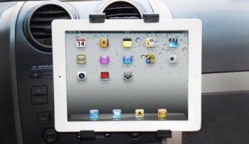 Držiak na tablet do auta do vetracej mriežky HS-2301