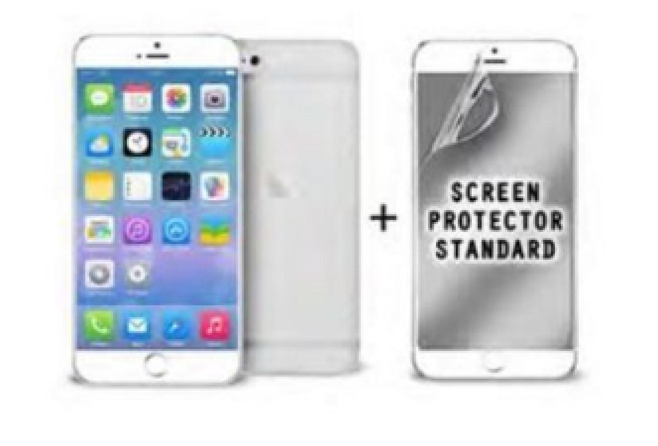Obal na Iphone 6+ Grey HS-3302