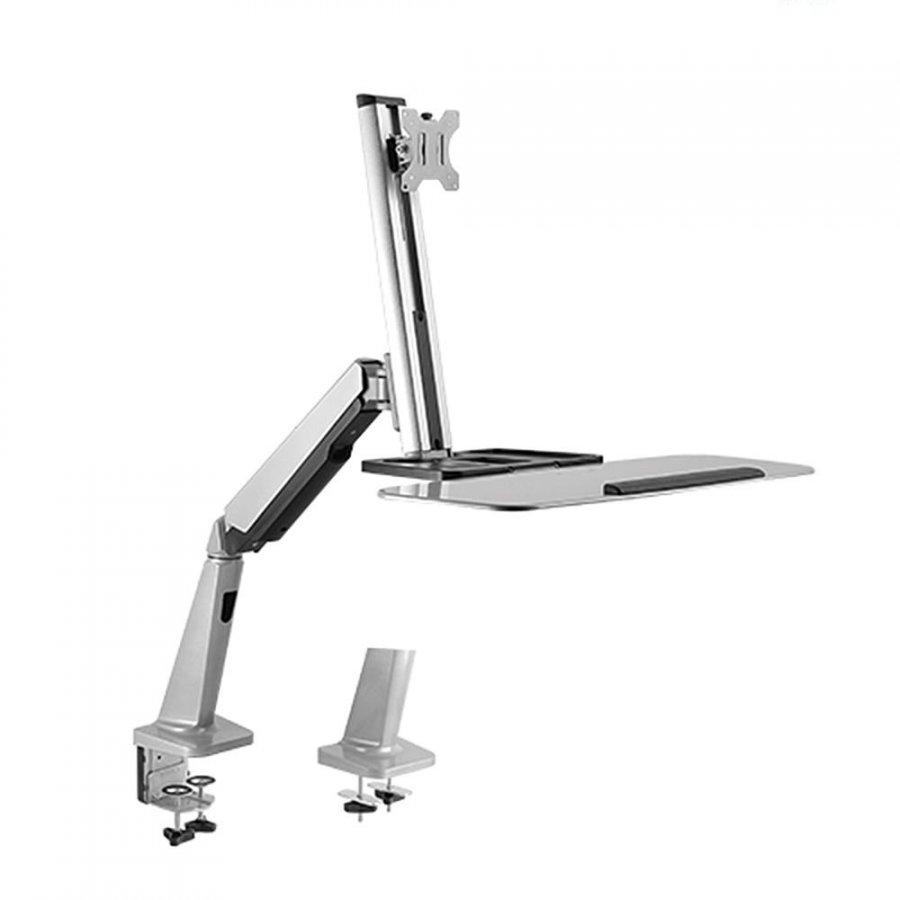 Držiak monitoru a klávesnice na stôl MC-728