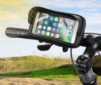 Vodotesný obal na mobil na bicykel HS-1109