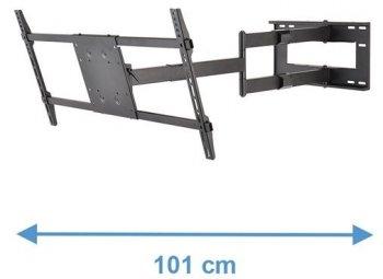 TV držiak s dlhým ramenom HS-502-L