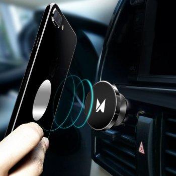 Pevný magnetický držiak na mobil do auta HS-1420