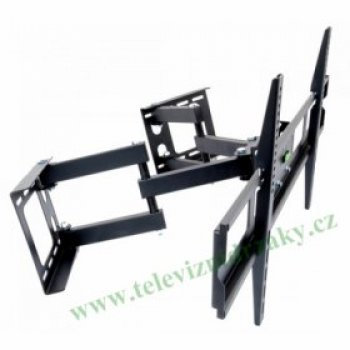 Rohový TV držiak kvalitná konštrukcia Fiber Novelty FN13